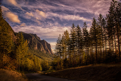 Mt Si Golden Hour North Fork Rd