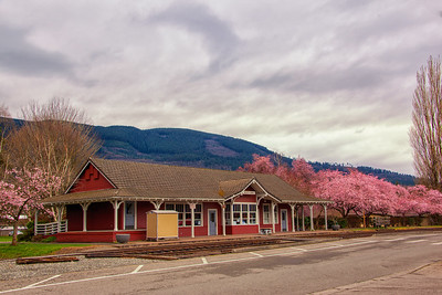 North Bend Washington Depot Spring