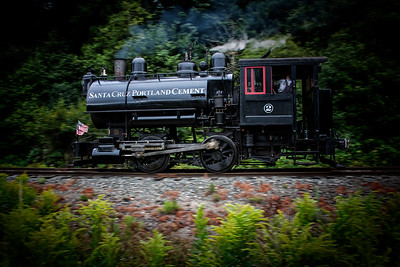 Steam Engine #2 Running Solo
