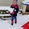 McKenzy Miller, 6, in Altamont. <br /> Submitted by Amy Miller