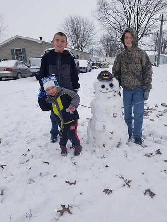 Lane, Alex and Ashtyn Treat <br /> <br /> Submitted by mother Shayna Treat