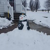 A Green Bay Packers snowman was spotted in Shumway.<br /> Submitted by Melissa Lagerhausen of Shumway