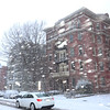 Snow, Washington DC, January 21, 2014<br /> The Hawarden, 1400 block of R St NW