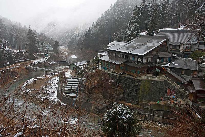 Four Star Accommodations outside of Nagano Near Snow Monkeys