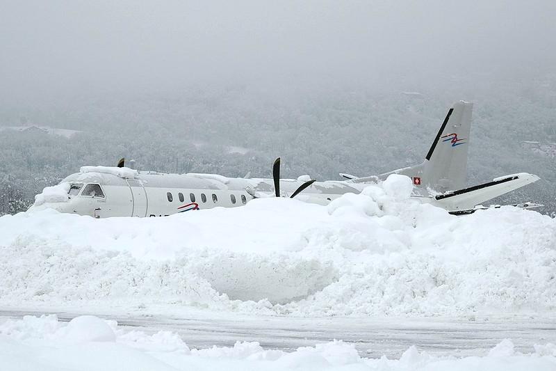 HB-IZH - SB20 Darwin Airline - 28.01.2006