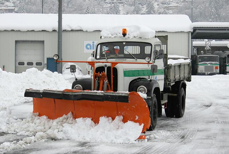 Snow Report - Lugano Airport 28.01.2006