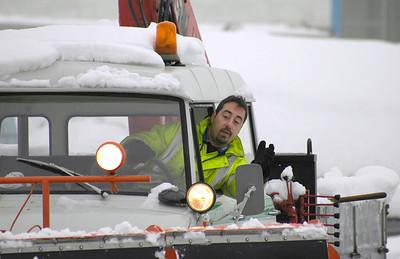 Snow Report - Lugano Airport - 28.01.2006