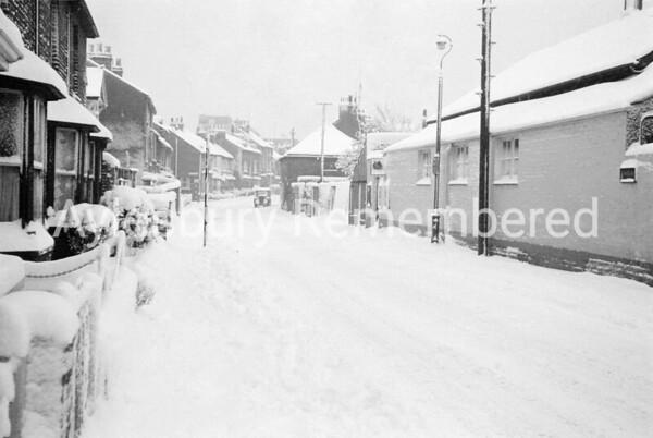New Street, 1963