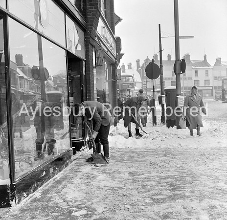 Kingsbury, Dec 31st 1962