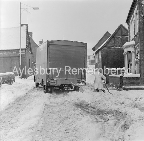 Friarage Road (old), Dec 31st 1962