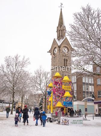 Market Square, Dec 10 2017