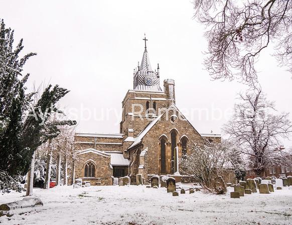 St Mary's Church, Dec 10 2017