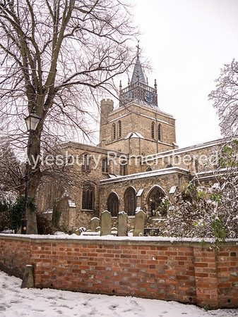 St Mary's Church, Dec 10 2017