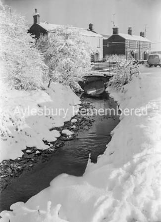 California Brook, Dec 1981