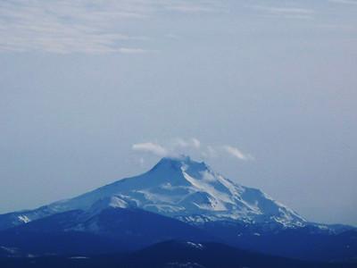 Mt. Jefferson.