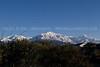 January 23, 2010 - Mount Baldy on left, Mount Ontario center, Cucumonga Peak on right