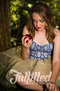 Snow White Princess Session (17)