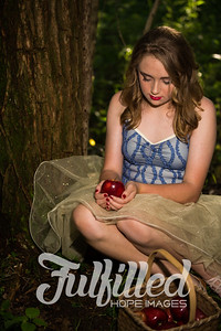 Snow White Princess Session (15)