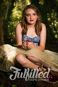 Snow White Princess Session (24)