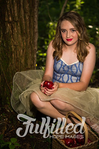 Snow White Princess Session (16)
