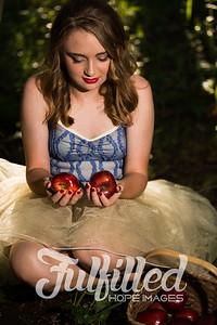 Snow White Princess Session (26)