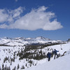 from top of chair 11. look at east.