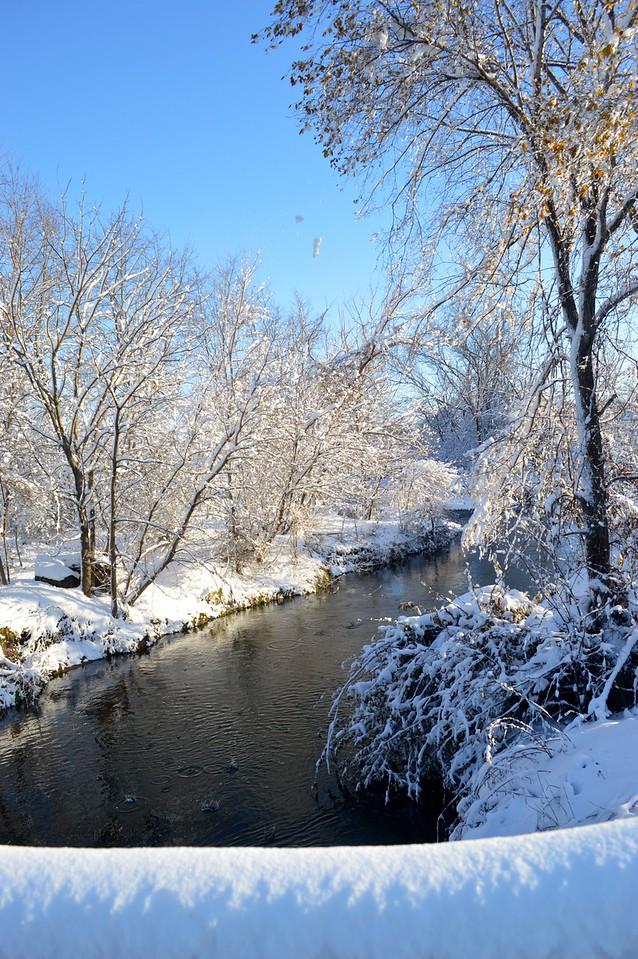 Coal Valley, Snow in November