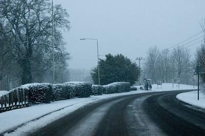 Snow on 2 Feb 2009 (14)
