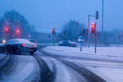 Snow on 2 Feb 2009 (4)