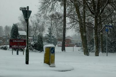 Snow on 2 Feb 2009 (25)