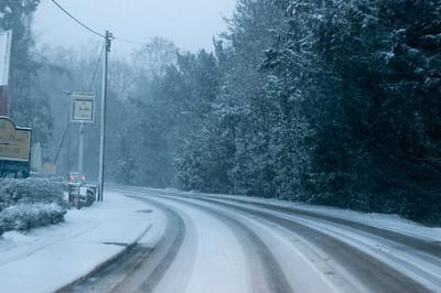 Snow on 2 Feb 2009 (9)