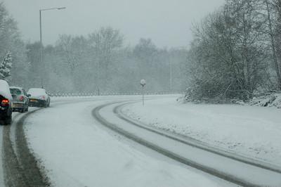 Snow on 2 Feb 2009 (33)