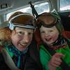 <b>21 Feb 2014</b> Backseat self-portraits continue