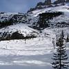 03.04.2009  Dolomite Peak Circuit - avy path on the North-West end of Dolomite Peak
