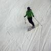 <b>1 Dec 2010</b> The boys look down on Megan skiing from the gondola