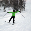 <b>15 Jan 2011</b> Out skiing yay!