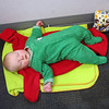 <b>1 Dec 2010</b> Flaked out in Goats Eye Gardens while we take turns to go skiing