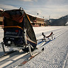 <b>25 Nov 2010</b> Testing out the Chariot at the Nordic Centre