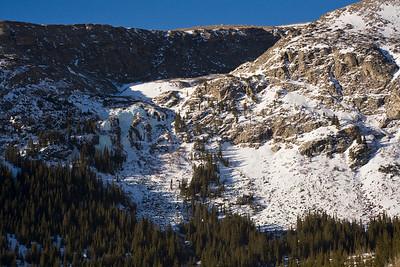 LINCOLN FALLS, CO - Ice Climbing with Rob Coppolillo and Joe T.