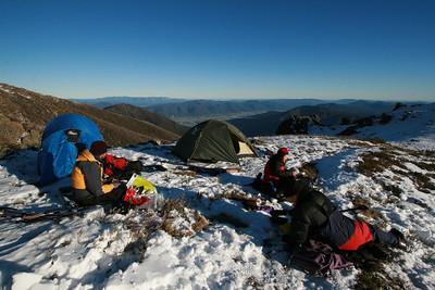 Mt Bogong <br>23-24.06.2007