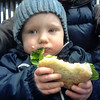 <b>26 October 2012</b> Eating the manwich