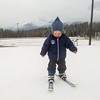 <b>21 October 2012</b> Finn skiing at Frozen Thunder, Canmore Nordic Centre