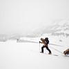 <b>12 Nov 2011</b> Skiing at Sunshine Village before opening day