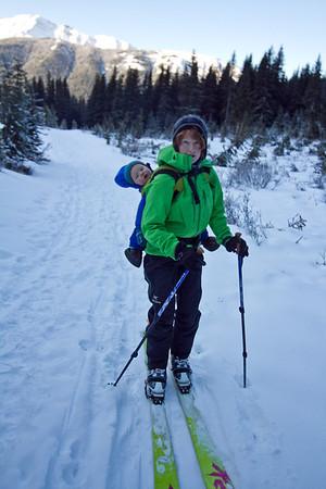 2011/2012 Ski adventures