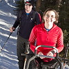 <b>4 Feb 2012</b> Heading up towards Rockbound/Tower Lake, glorious sunny day, lovely and warm, and noone else here!