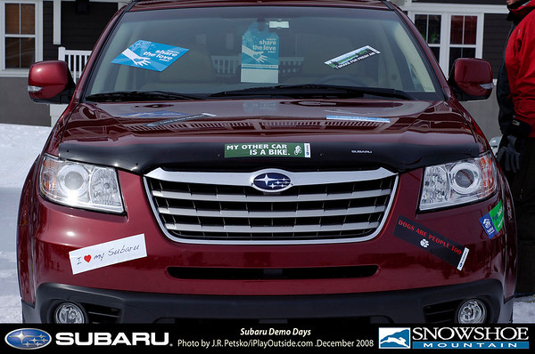 Subaru Demo Days