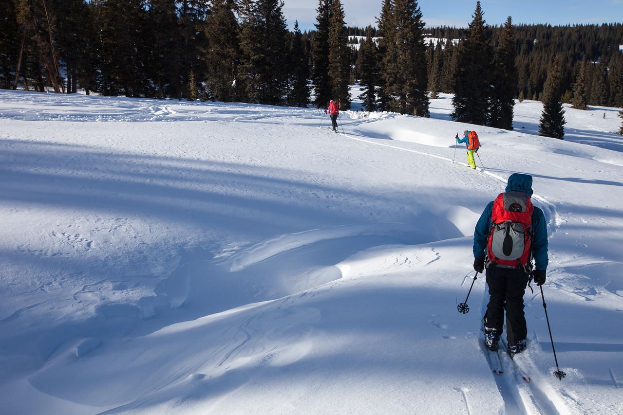 Benedict 100 Ski Tour