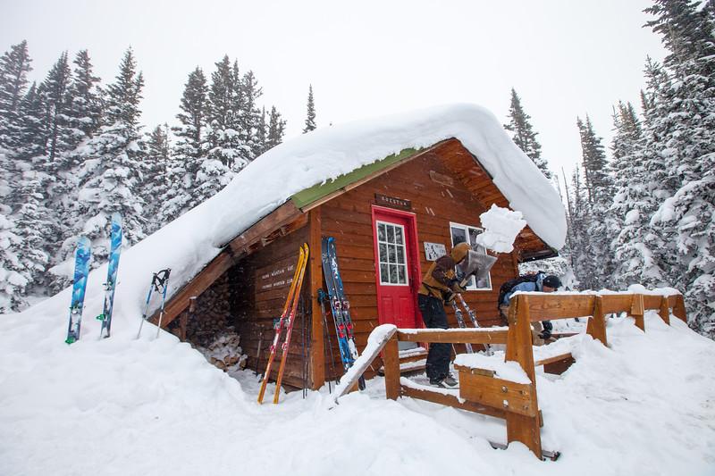 Guinn Hut Day Trip