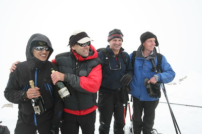 QUANDARY PEAK, CO - Soldiers to the Summit - Quandary Climb.