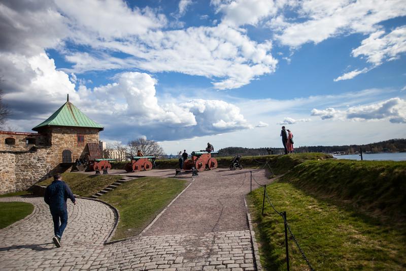 Akershus Festning (Fortress)